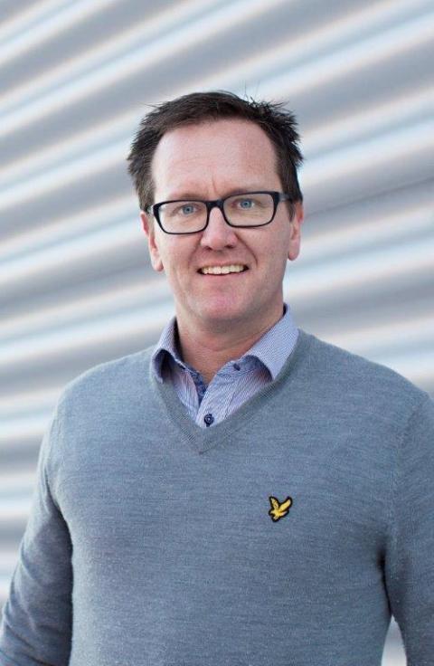 Mattias Broström ny affärsområdeschef på Ramböll