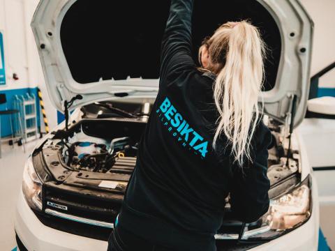 Besikta Bilprovning etablerar sig i Hudiksvall