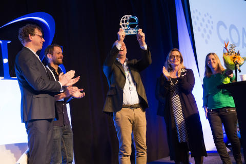 Coala Life vinnare av eHealth Award 2017