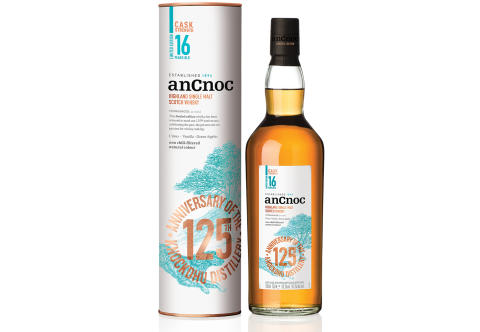 anCnoc 16 Years Old Limited Edition - En renässans inom Single Malt Whisky