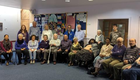 Leeds stroke group celebrates ten years of vital support for stroke survivors