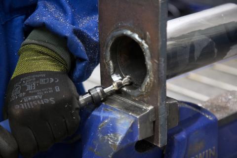 Flexovit hårdmetallfilar - Användning 2