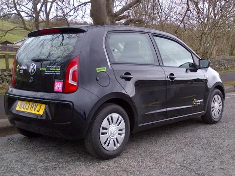 Eco-friendly car hire for Lakes rail visitors