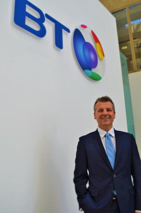 BT rings up £155 million boost for Staffordshire economy