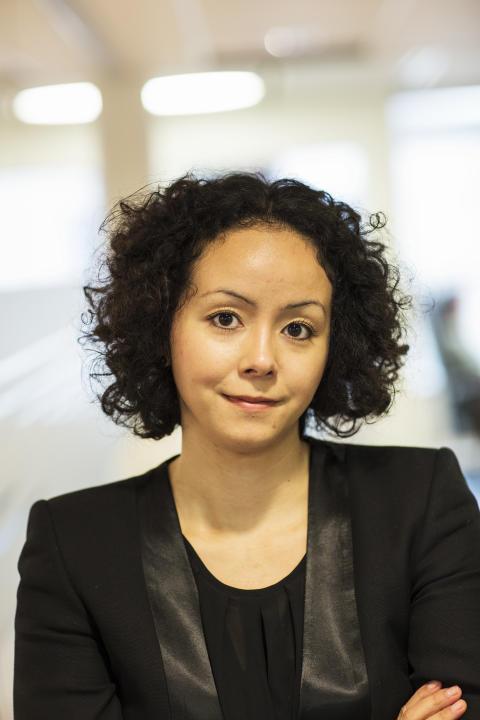 Cattis Carlén, bostadspolitisk expert, Riksbyggen