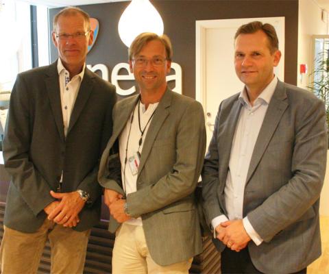 Tydliga samverkansformer stärker samarbetet mellan Inera och Nordic Medtest