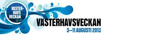 Västerhavsveckan 3-11 augusti i Nordstan