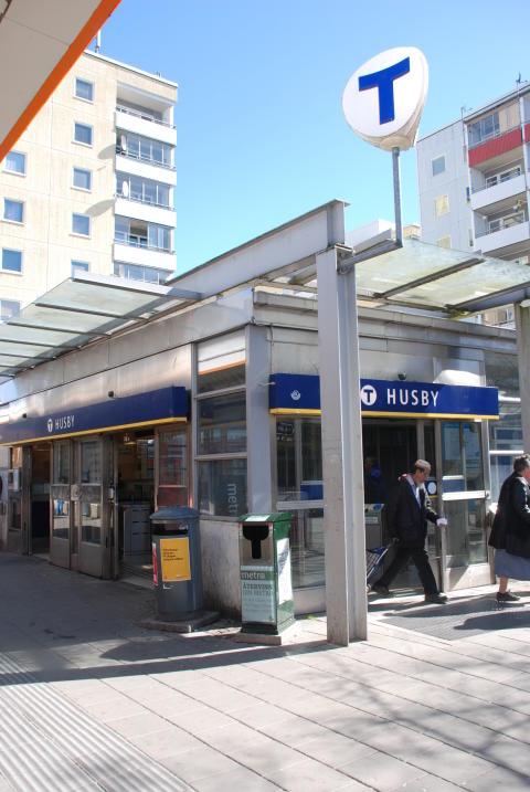 Om Husby från Husby