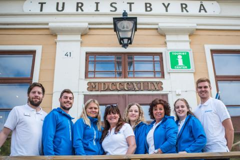 Östersunds Turistcenter laddar för sommargästerna