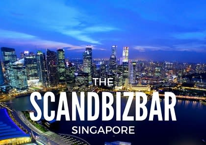 ScandBizBar Thursday 4 May 2017