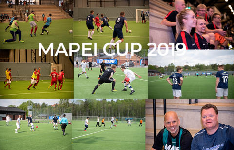 Mapei Cup 2019 - The Movie