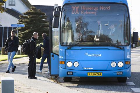 Midttrafik har fået ny bestyrelse