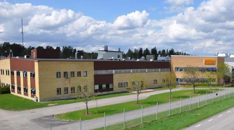 Energiåtervinning på topp med system för ventilation i Sandvik Coromant-fabrik i Gimo