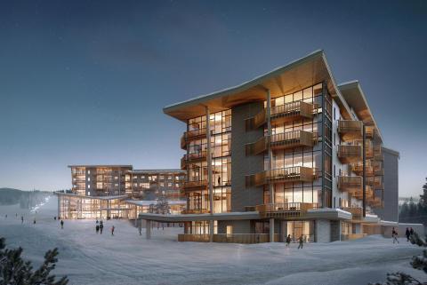 Om Trysil Alpine Lodge: