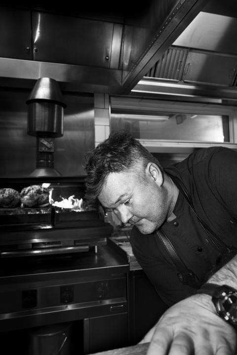 Rutabaga - Mathias Dahlgren i köket