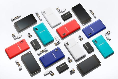 Inrego blir återförsäljare för Fairphone i Sverige - världens första etiska smartphone