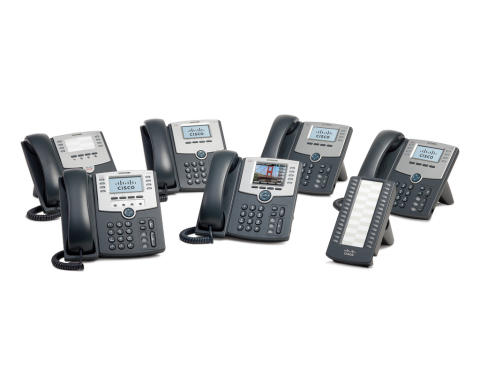 Cisco IP-telefoner