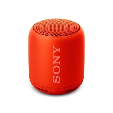 SRS-XB10 von Sony_rot_3