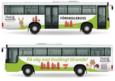Upphandlingen av förskolebussar klar