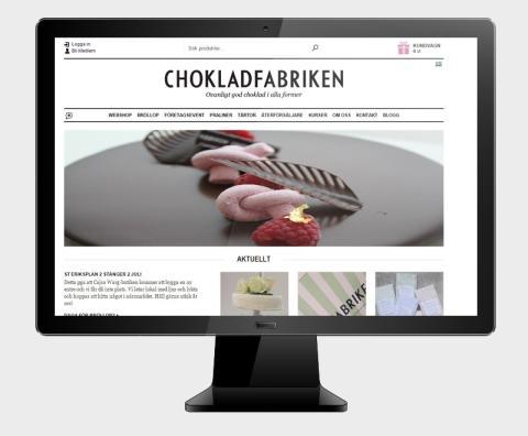 Carismar lanserar Chokladfabriken