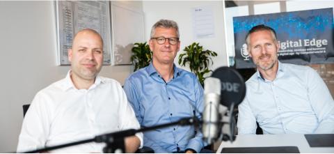 The Digital Edge: Bjarn Schøn, Nilfiskin digitaalisten palveluiden johtaja, rakentaa täysin uusia ohjelmistopohjaisia palveluita 109-vuotiaassa yrityksessä
