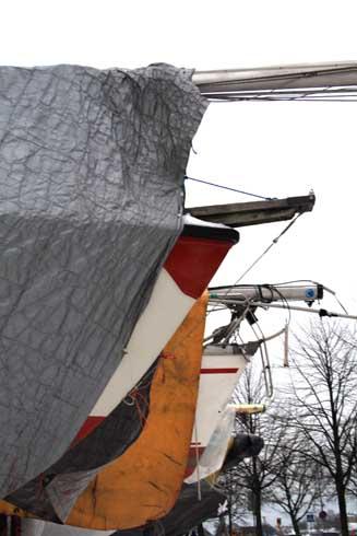 Var tredje båtsskada sker under vintern