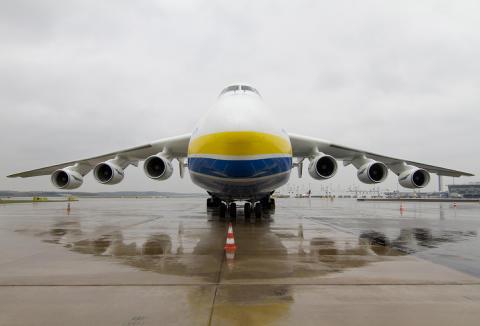 Ännu en gigant har landat på Arlanda