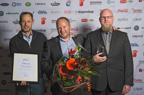 Coop Daglivs Fridhemsplan Årets kött- och charkuteriavdelning