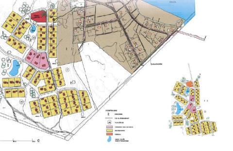 Planarbete påbörjas för cirka 60 villatomter sydväst om Stöcksjön