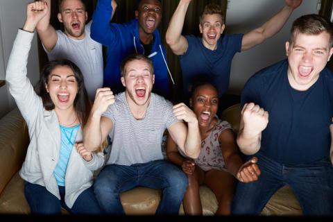 VM-feber gir kraftig økning i TV-salget