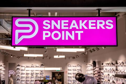 Sneakers Point Emporia