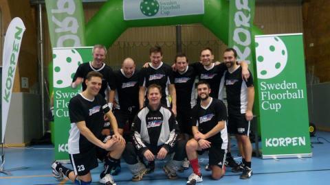 De vann Sweden Floorball Cup i Linköping