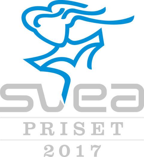 Fem nominerade till SveaPriset 2017 tävlar om 150000 kr
