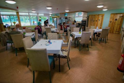 Give it some Welly! New community hub and cafe opens