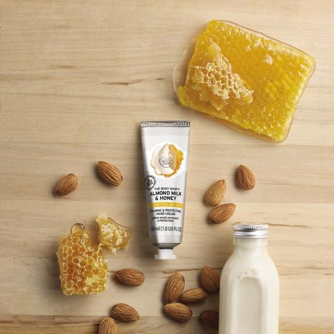 Almond Milk & Honey Hand Cream_kr79,-