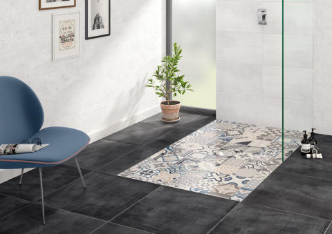 Retro is in: Villeroy & Boch bathroom collections with a trendy vintage look
