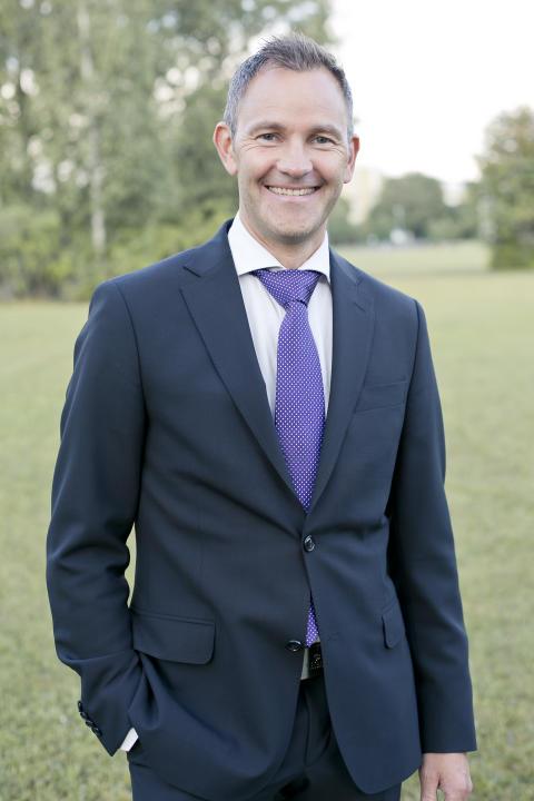 Thomas Mattsson ny VD för ARDEX i Sverige