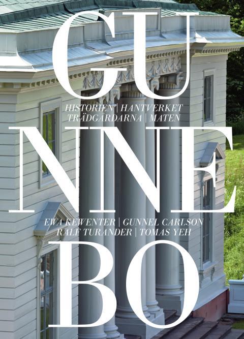 Ny bok om Gunnebo Slott och Trädgårdar kommer i november