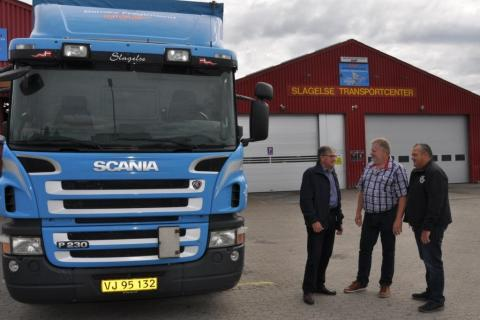 Slagelse Transportcenter outsourcer værkstedsdrift til Scania