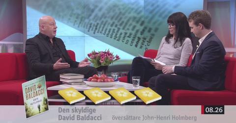 """Magnus Utvik hyllar """"Den skyldige"""""""