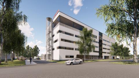 Lapti Groupille uudet toimitilat Ouluun – Cramo mukana