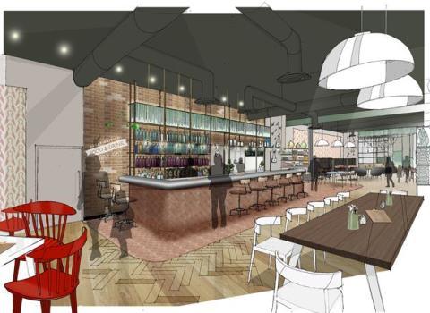 Center Parcs reveals restaurants, cafés and shops for new Village