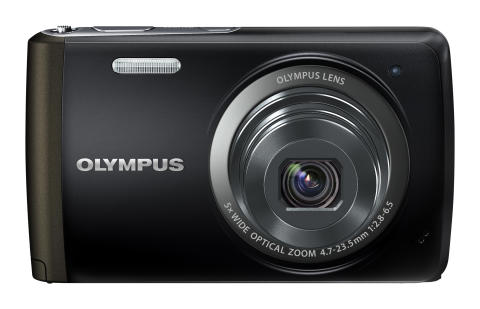 Olympus VH-410 svart