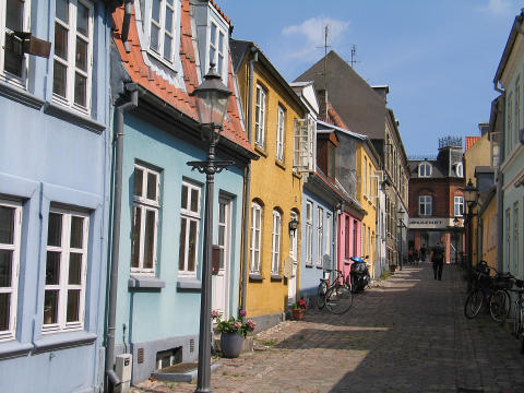 Destinationen in Dänemark – Nykøbing Falster