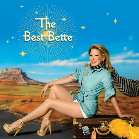 The Best Bette - cover art