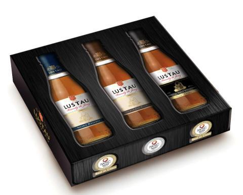 Exklusiv lansering av 3-pack Brandy från Bodegas Lustau fredag 18:e maj.