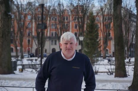 Johan Ekman är Veckans profil i Turismnytt