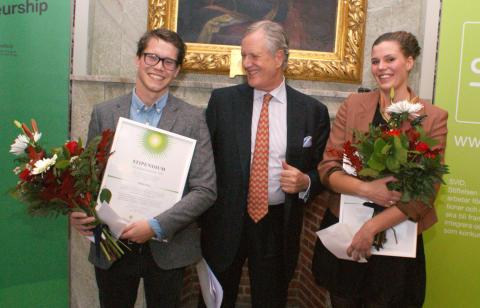 Michael Treschow-stipendiet 2011