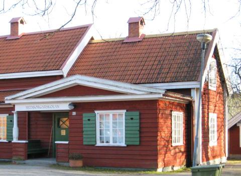 Medborgarskolan Lidingö 70 år - utställning