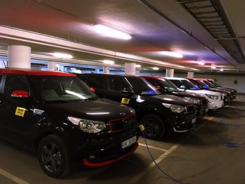 Bymiljøetaten forlenger avtalen med Hertz BilPool